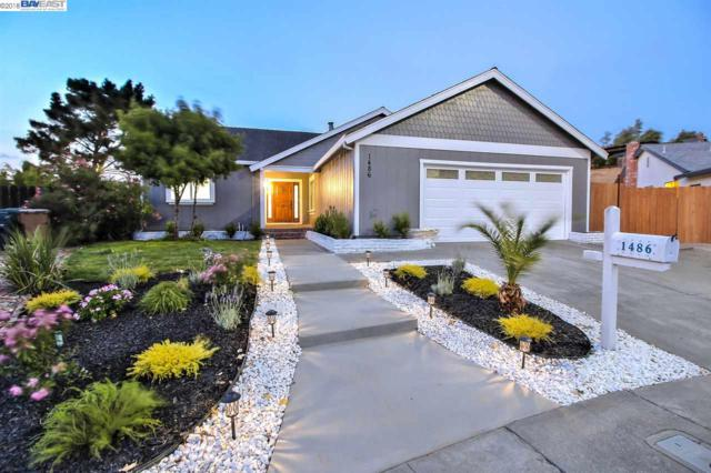1486 Janet Ct, Benicia, CA 94510 (#BE40834707) :: The Gilmartin Group