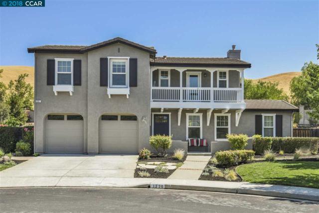1226 Bridlewood Ct, Clayton, CA 94517 (#CC40834753) :: The Kulda Real Estate Group