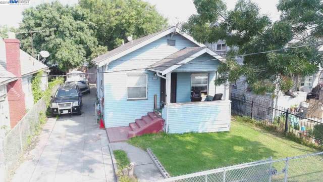 1609 Seminary, Oakland, CA 94621 (#BE40834758) :: The Kulda Real Estate Group
