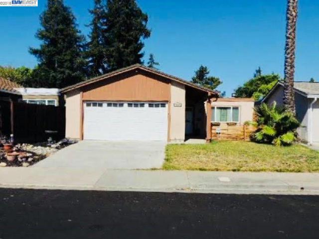 2367 Goldcrest Cir, Pleasanton, CA 94566 (#BE40834833) :: The Kulda Real Estate Group