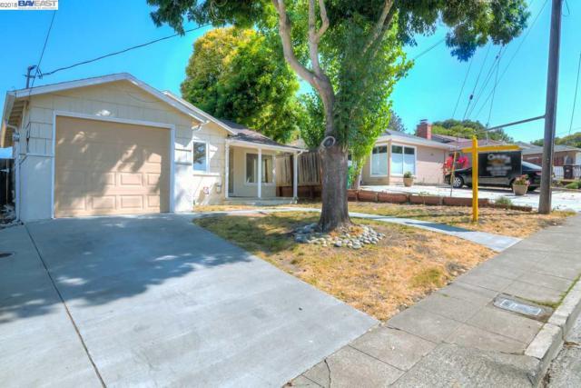 1315 Highland Blvd, Hayward, CA 94542 (#BE40834868) :: von Kaenel Real Estate Group