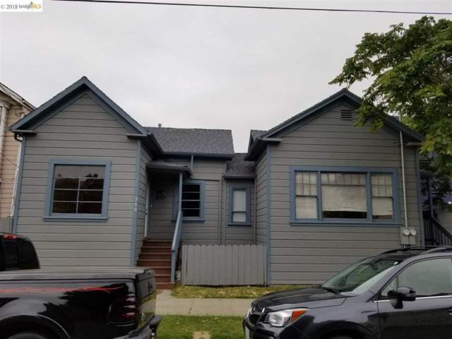 502 Lewis St, Oakland, CA 94607 (#EB40834939) :: The Gilmartin Group