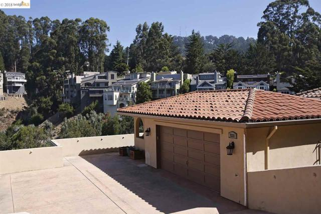 7221 Skyline, Oakland, CA 94611 (#EB40834993) :: Brett Jennings Real Estate Experts