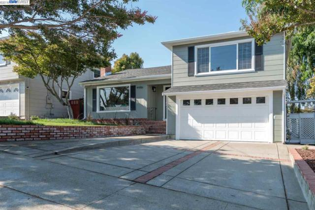 4486 Lawrence Dr, Castro Valley, CA 94546 (#BE40834996) :: The Gilmartin Group