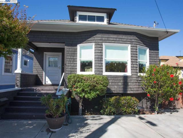 2531 Webb Ave, Alameda, CA 94501 (#BE40835014) :: Brett Jennings Real Estate Experts