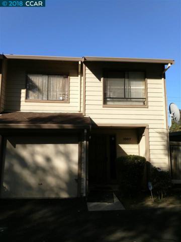 1007 Cedar Terrace, San Pablo, CA 94806 (#CC40835046) :: Strock Real Estate