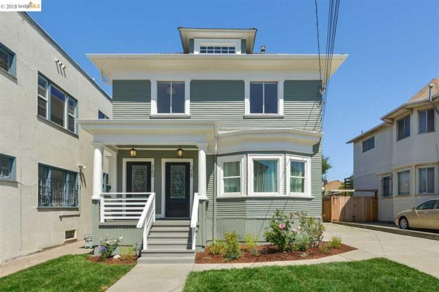 758 61St St, Oakland, CA 94609 (#EB40835174) :: RE/MAX Real Estate Services
