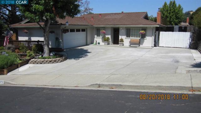 2544 Moraga Dr, Pinole, CA 94564 (#CC40835204) :: Strock Real Estate