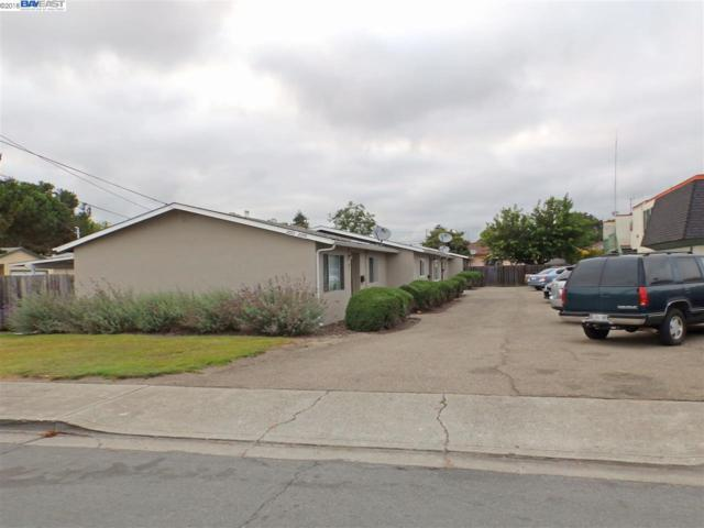 2093 Fairway Dr, San Leandro, CA 94577 (#BE40835375) :: Strock Real Estate