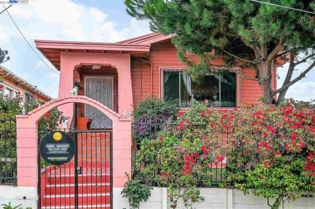 1638 21St Ave, Oakland, CA 94606 (#BE40835967) :: Strock Real Estate