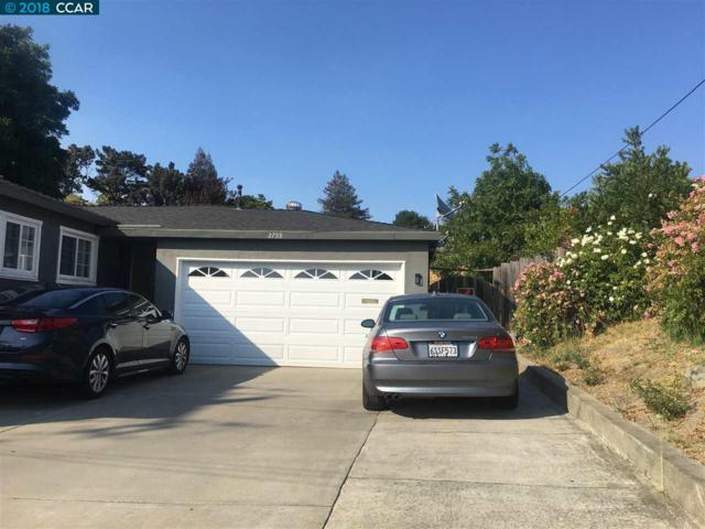 2759 Estates Ave, Pinole, CA 94564 (#CC40836072) :: The Warfel Gardin Group