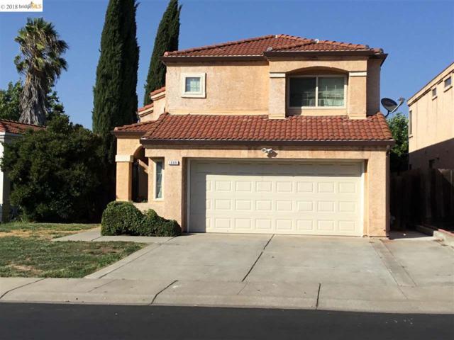 1009 Burnham Dr, Pittsburg, CA 94565 (#EB40836090) :: The Kulda Real Estate Group