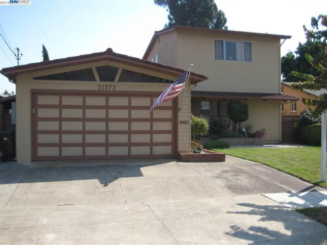 31373 Brae Burn Ave, Hayward, CA 94544 (#BE40836776) :: Strock Real Estate