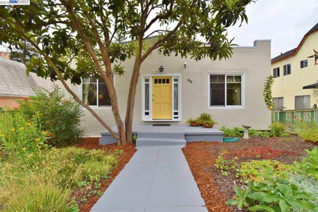 6315 Outlook Ave, Oakland, CA 94605 (#BE40836831) :: Strock Real Estate