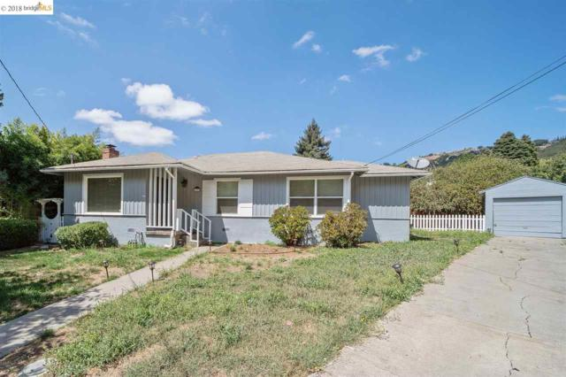 4109 Fontaine Ct, Oakland, CA 94605 (#EB40836883) :: The Kulda Real Estate Group