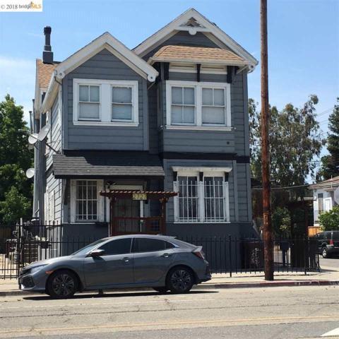 2727 West St, Oakland, CA 94612 (#EB40836921) :: Strock Real Estate