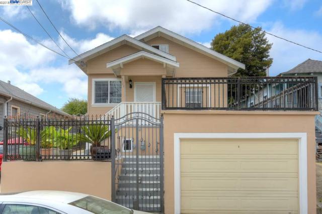 3523 Custer St, Oakland, CA 94601 (#BE40836964) :: The Goss Real Estate Group, Keller Williams Bay Area Estates