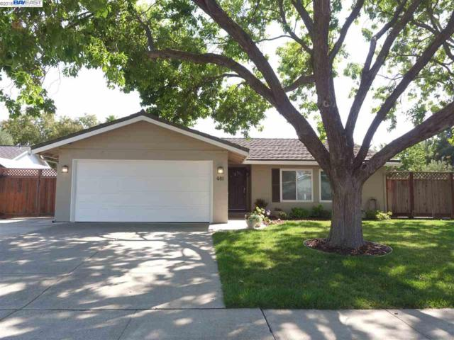 481 Egret Road, Livermore, CA 94551 (#BE40836960) :: The Warfel Gardin Group
