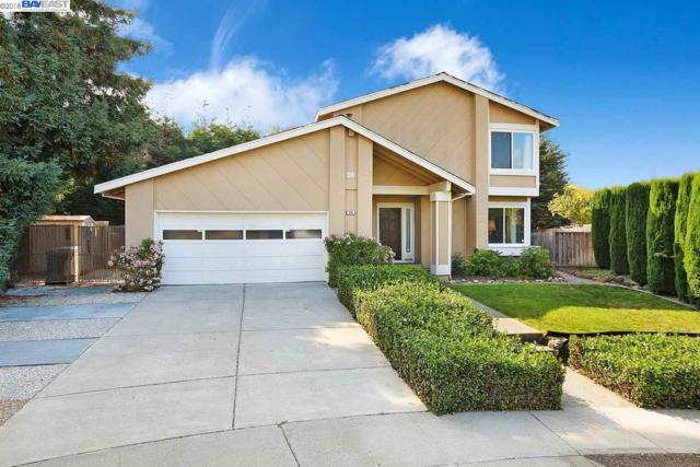 545 Woodward Pl, Fremont, CA 94536 (#BE40837091) :: Julie Davis Sells Homes