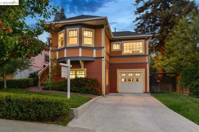 62 Montell St, Oakland, CA 94611 (#EB40837269) :: The Kulda Real Estate Group