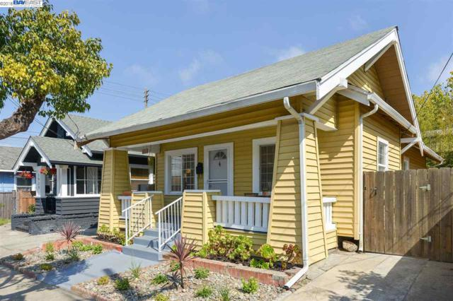 1918 Chestnut St, Alameda, CA 94501 (#BE40837417) :: The Gilmartin Group