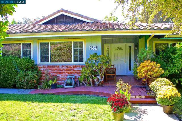 2565 Oak Rd, Walnut Creek, CA 94597 (#CC40837477) :: Strock Real Estate