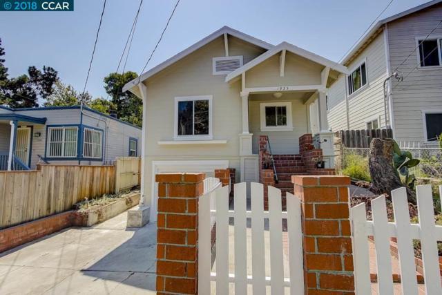 1935 E 24Th St, Oakland, CA 94606 (#CC40837615) :: The Goss Real Estate Group, Keller Williams Bay Area Estates