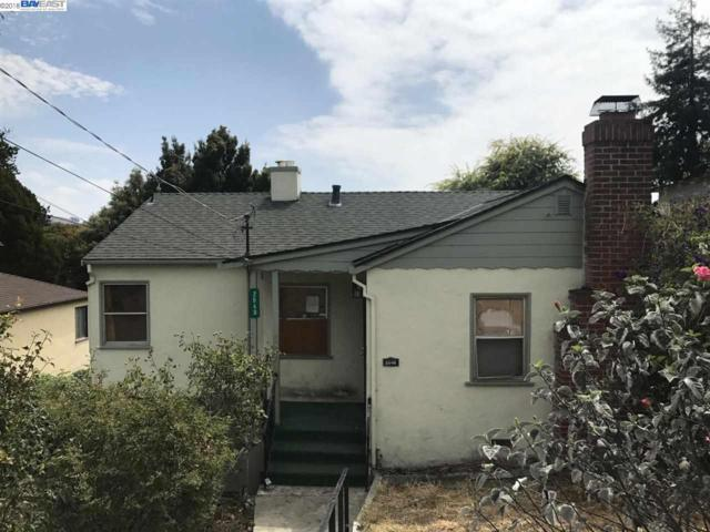 2640 99Th Ave, Oakland, CA 94605 (#BE40837655) :: Strock Real Estate