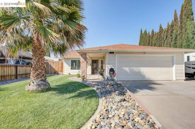 1642 Pecan Ln, Oakley, CA 94561 (#EB40837707) :: The Goss Real Estate Group, Keller Williams Bay Area Estates