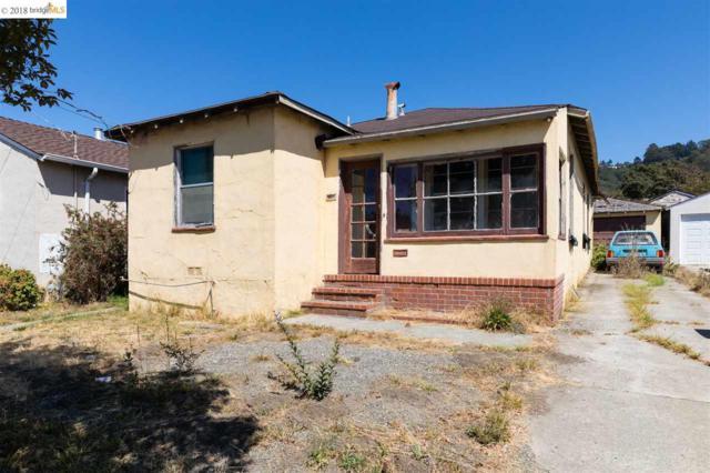 1342 N Richmond, El Cerrito, CA 94530 (#EB40837839) :: Strock Real Estate