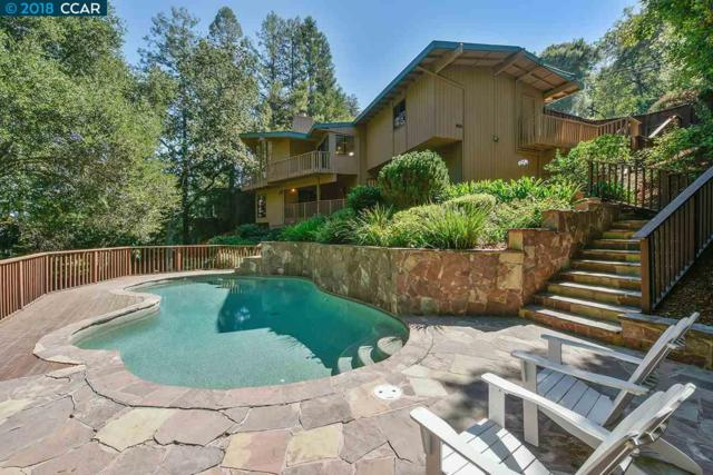 1066 Via Baja, Lafayette, CA 94549 (#CC40837885) :: Strock Real Estate
