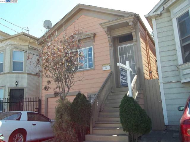 1423 15Th St, Oakland, CA 94607 (#BE40837912) :: von Kaenel Real Estate Group