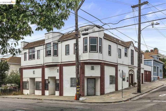 2247 8Th Ave, Oakland, CA 94606 (#EB40837975) :: Strock Real Estate