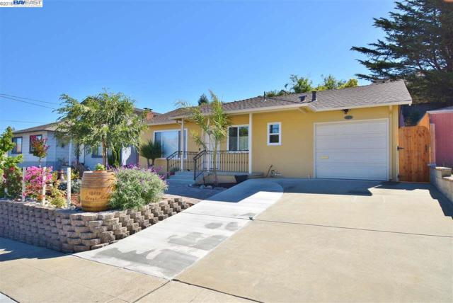 18412 Crest Ave, Castro Valley, CA 94546 (#BE40838041) :: Strock Real Estate
