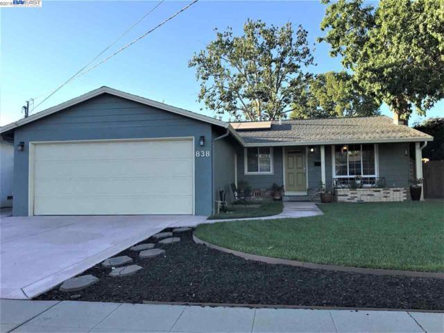 838 El Rancho Dr, Livermore, CA 94551 (#BE40838066) :: The Warfel Gardin Group