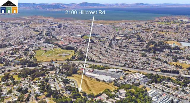 2100 Hillcrest Rd, San Pablo, CA 94806 (#MR40838133) :: Strock Real Estate