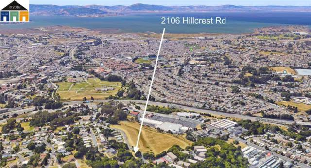 2106 Hillcrest Rd, San Pablo, CA 94806 (#MR40838145) :: The Gilmartin Group