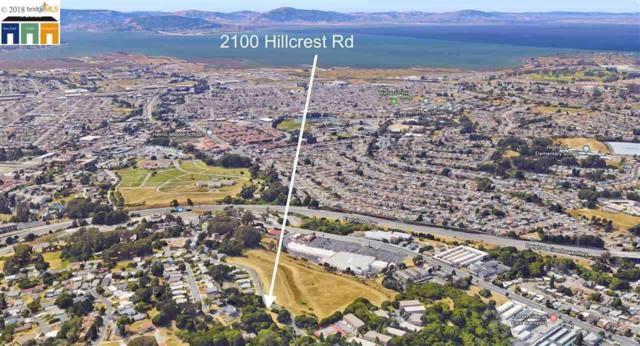 2100 Hillcrest Rd, San Pablo, CA 94806 (#EB40838166) :: The Kulda Real Estate Group