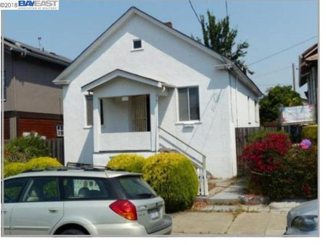 1170 Ocean Ave, Oakland, CA 94608 (#BE40838371) :: Brett Jennings Real Estate Experts