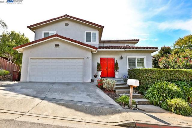 2925 Cloudview Ln, Hayward, CA 94541 (#BE40838396) :: The Warfel Gardin Group