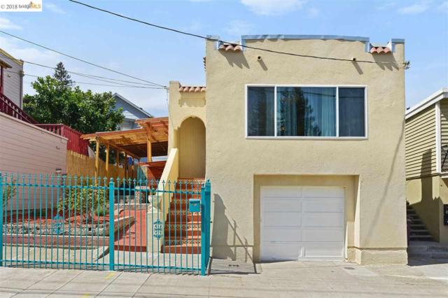 2711 25Th Ave, Oakland, CA 94601 (#EB40838433) :: The Gilmartin Group