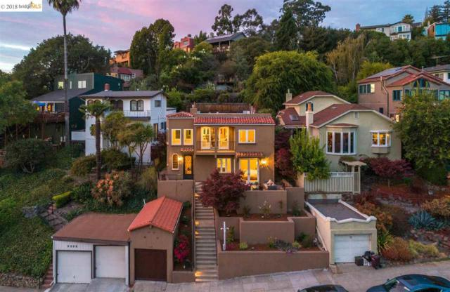 6308 Broadway Ter, Oakland, CA 94618 (#EB40838449) :: Strock Real Estate