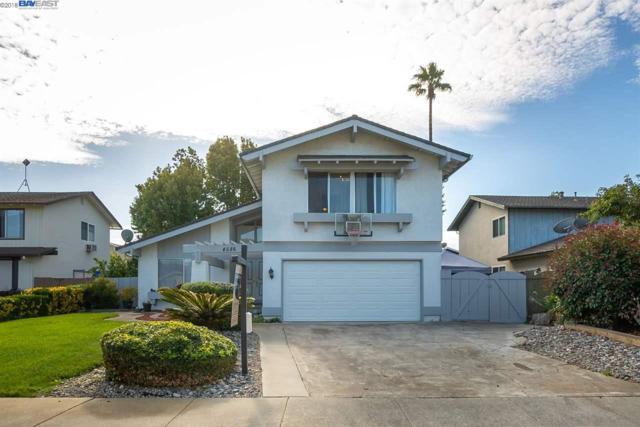 4586 Carmen Way, Union City, CA 94587 (#BE40838622) :: The Gilmartin Group