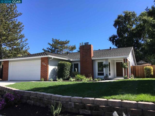 741 Century Way, Danville, CA 94526 (#CC40838740) :: The Gilmartin Group