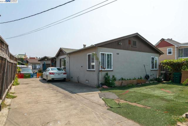 1222 84Th Ave, Oakland, CA 94621 (#BE40838751) :: The Gilmartin Group