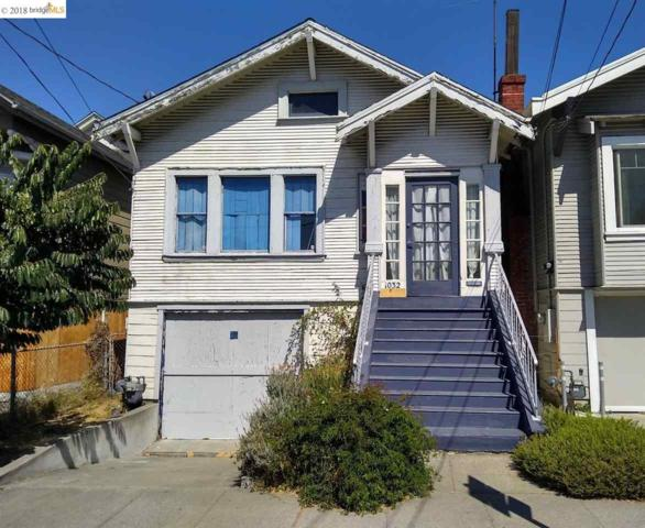 1032 32Nd St, Oakland, CA 94608 (#EB40838821) :: Julie Davis Sells Homes