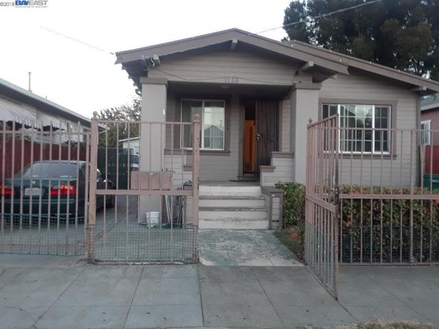 1924 84TH AVE, Oakland, CA 94621 (#BE40838952) :: The Gilmartin Group