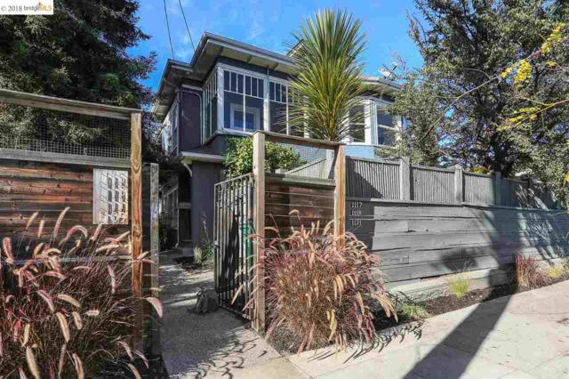 1117 Hearst Ave, Berkeley, CA 94702 (#EB40839174) :: Intero Real Estate