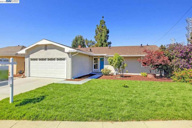 43639 Montrose Avenue, Fremont, CA 94538 (#BE40839231) :: Strock Real Estate