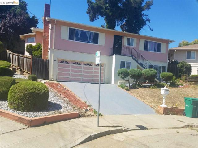 11 Camisa Cir, Oakland, CA 99999 (#EB40839369) :: The Kulda Real Estate Group